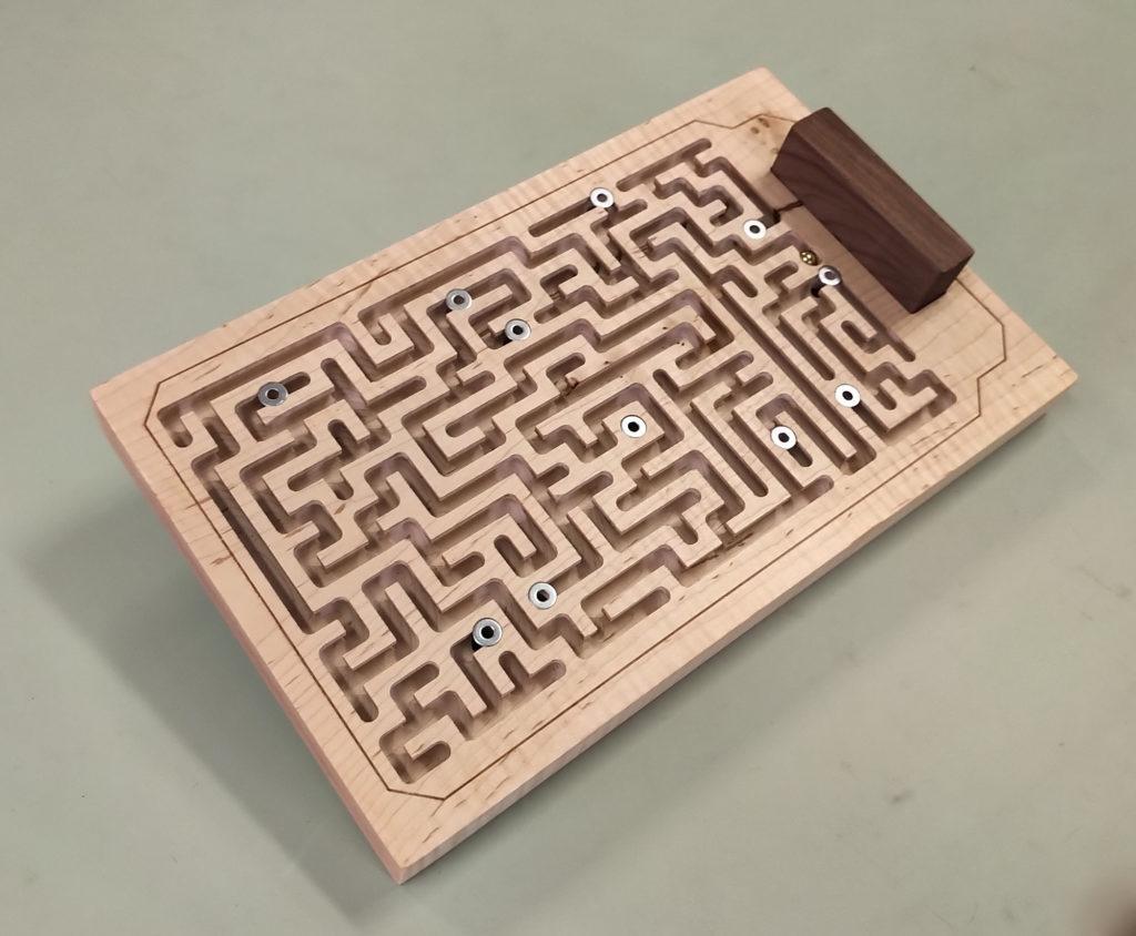 Key Maze 1