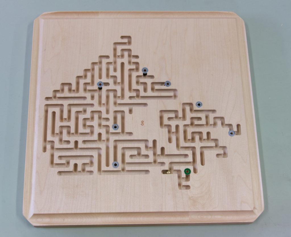 Canada Maze Puzzle