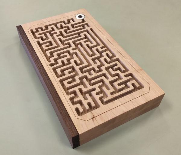 Maze Puzzle Box 4