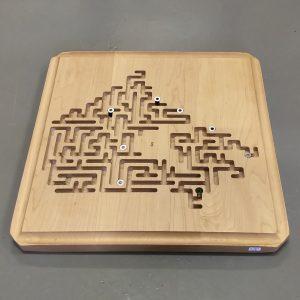 canada maze