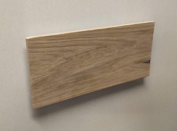 Magnetic knife holder in Natural Oak