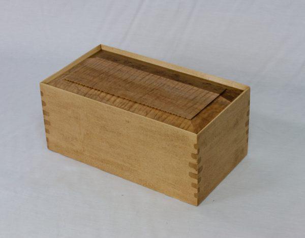 Wooden Urn Box